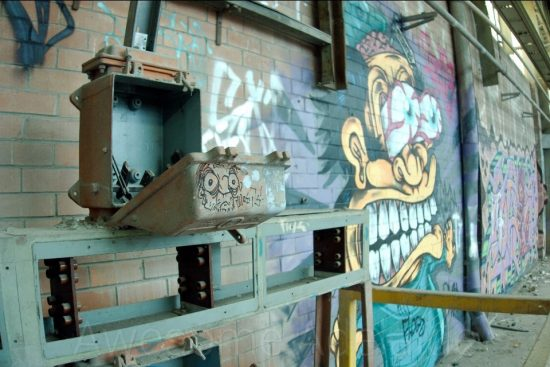 Urban Exploring Back To The Cat Warehouse — Awesome Adelaide