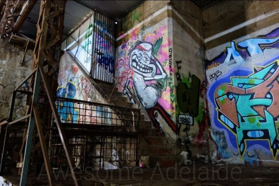 Urban Exploring Cement Hill — Awesome Adelaide