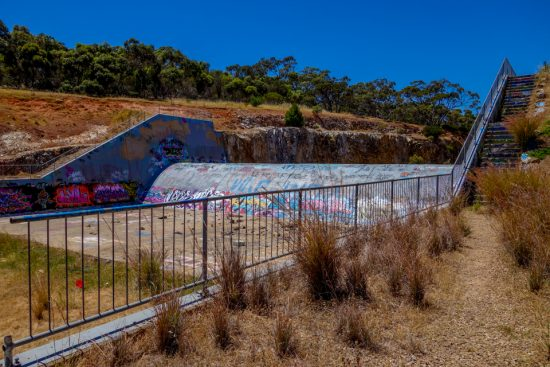 Sightseeing Cobbler Creek Spillway — Awesome Adelaide