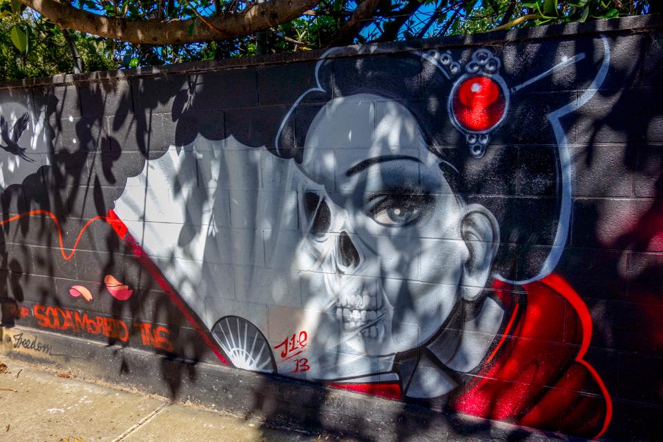 Sightseeing: East Street, Brompton