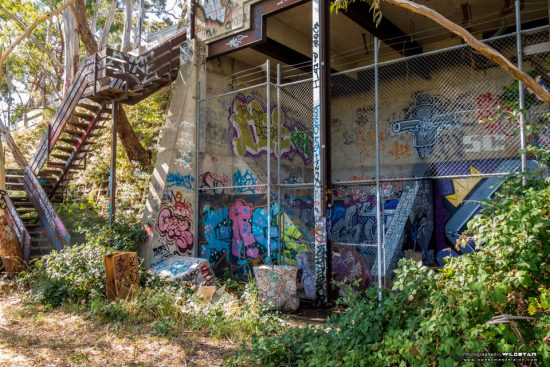 Urban Exploring The Eagles Nest — Awesome Adelaide