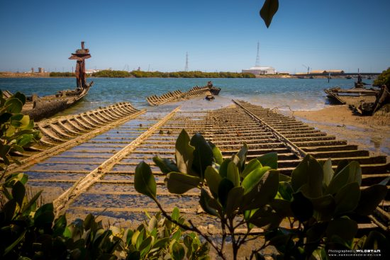 Sightseeing Garden Island Ships Graveyard — Awesome Adelaide
