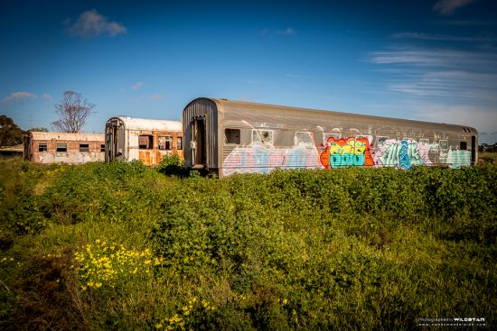 Urban Exploring The Port Pirie Train Graveyard — Awesome Adelaide