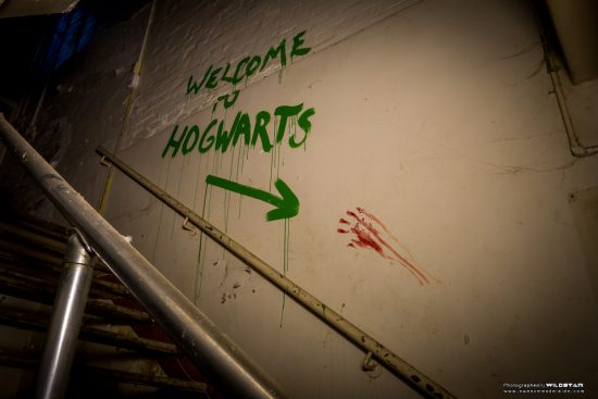 Urban Exploring Hogwarts — Awesome Adelaide