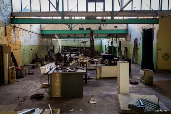 Urban Exploring Cheddar Studios — Awesome Adelaide