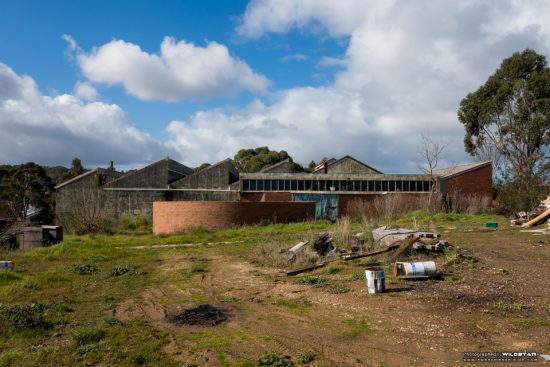 Urban Exploring Cheddar Studios — Awesome Adelaide