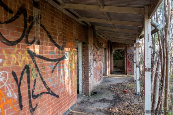Urban Exploring The Explosives Factory — Awesome Adelaide