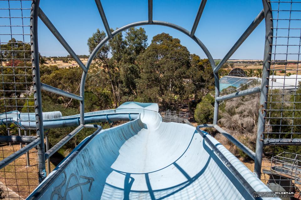 Urban Exploring Puzzle Park Adelaide