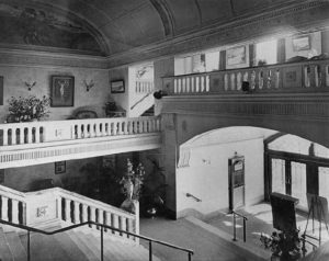 The foyer of The Regent Cinema — Adelaide.