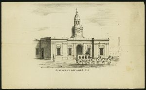 Adelaide's First Post Office — Awesome Adelaide