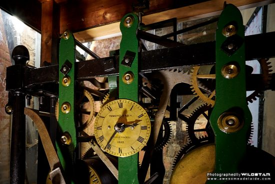 Urban Exploring The Clock to Adelaide's First Post Office — Awesome Adelaide