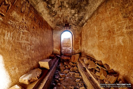 Urban Exploring Pharaoh's Tomb — Awesome Adelaide