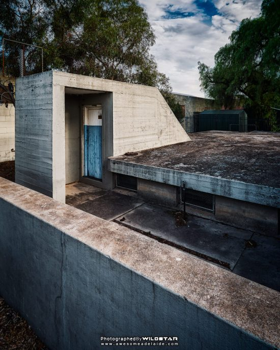 Prospect Air Raid Shelter, Abandoned, Metro Adelaide.