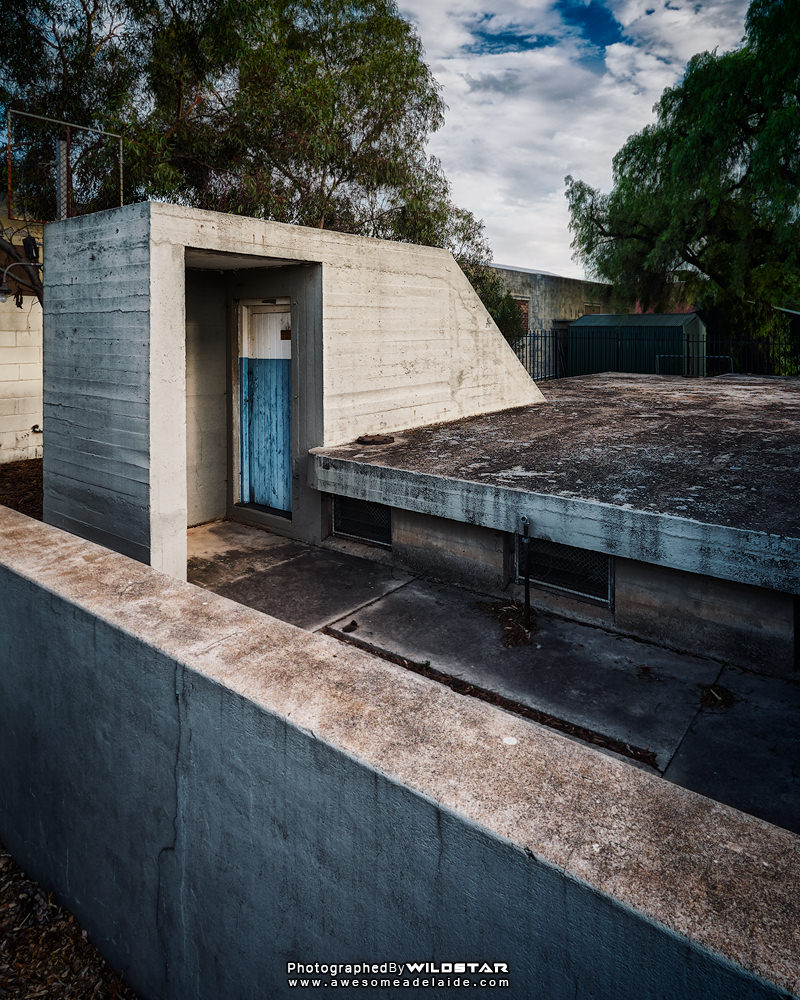Urban Exploring: Prospect Air Raid Shelter