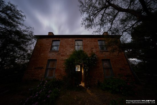 Girl in the Window, Haunted Building, Rural Adelaide.