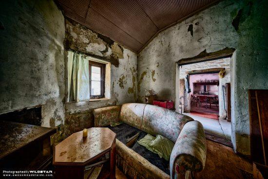 Girl in the Window, Haunted Building, Rural Adelaide.