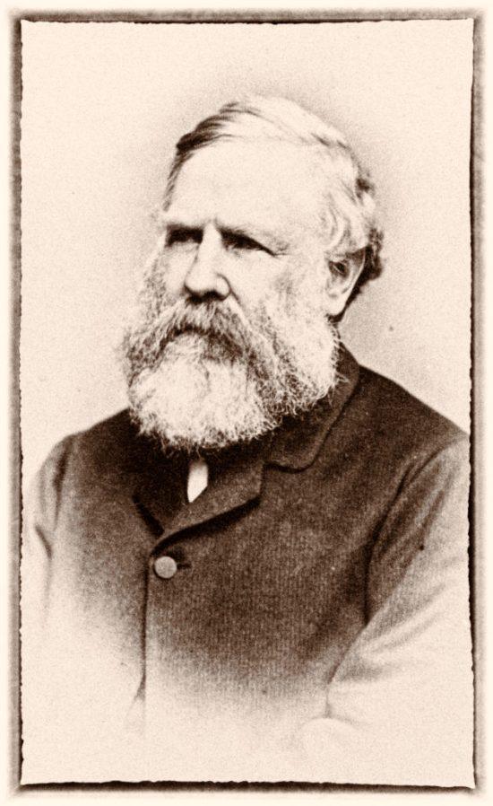 Captain John Hart 1870.