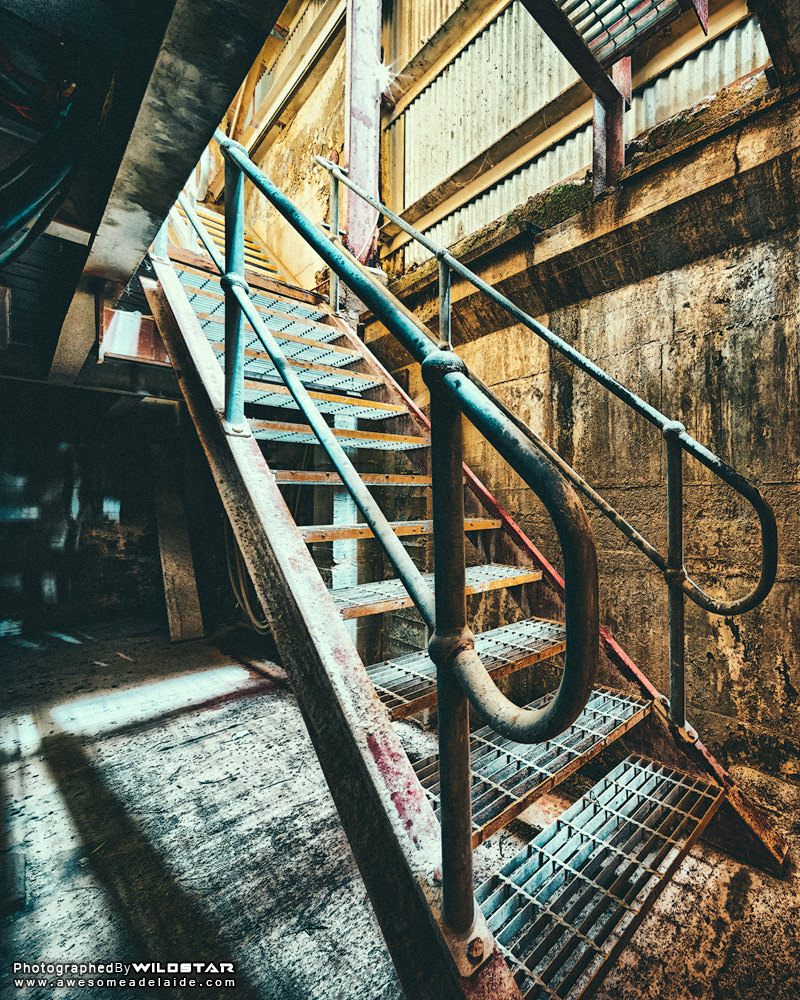 Exploration Of Adelaide's Disused / Abandoned Buildings