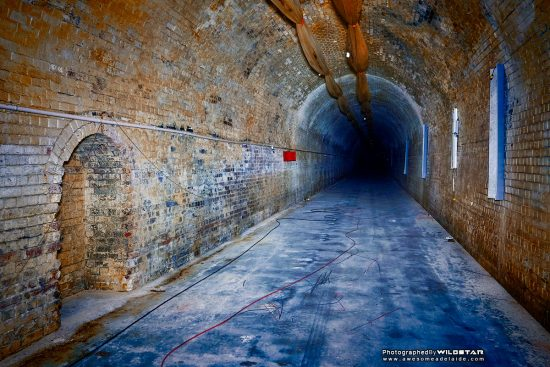 Adelaide's Sleep's Hill Railway & Mushroom Tunnels, Historical, Metro Adelaide.