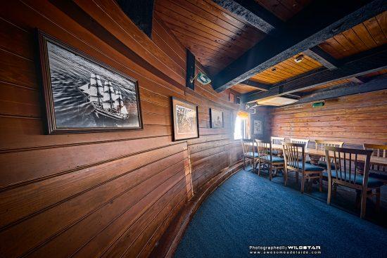 Adelaide's HMS Buffalo Family Restaurant, Historical, Metro Adelaide.