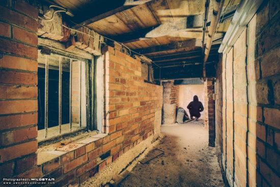 Golden Port Tavern, Abandoned Building Photographs, Port Adelaide, South Australia.