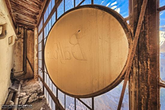 Balfours Tea Rooms, Abandoned Building Photographs, Adelaide, South Australia.