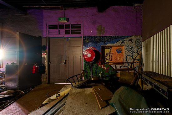 Urban Exploring The Proscenium Nightclub — Awesome Adelaide