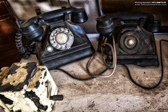 Urban Exploring Ye Olde Telephone Exchange — Awesome Adelaide