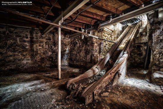 Port Morgue Urban Exploration — Awesome Adelaide