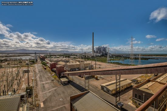 Port Augusta Power Station: Northern — Awesome Adelaide