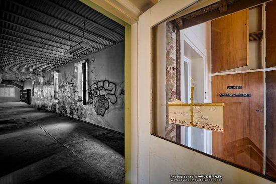 Erindale Disturbed Mens Ward, Glenside Hospital, Adelaide