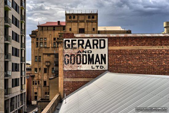 Gerard & Goodman / Clipsal, Abandoned Building, Metro Adelaide.