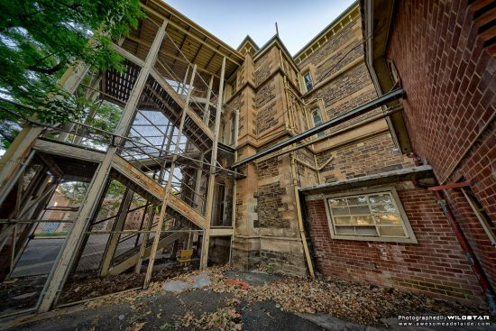 The Elms — Glenside Psychiatric Hospital, Metro Adelaide.