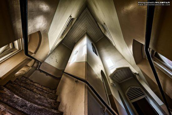 The Elms — Glenside Psychiatric Hospital, Metro Adelaide.