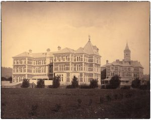 The Elms c1920 — Glenside Psychiatric Hospital, Adelaide.