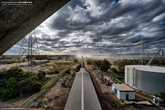 Northern Power Station, Port Augusta, Rural Adelaide.