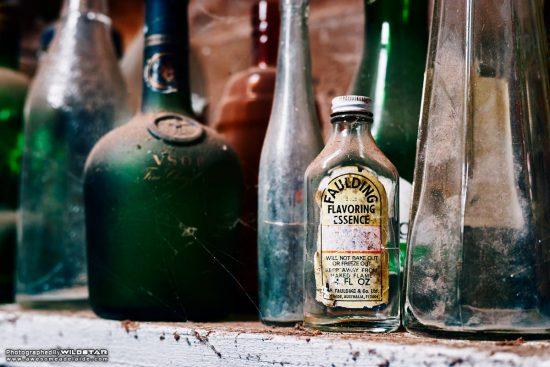 The Bottle Chamber, Abandoned, Rural Adelaide.